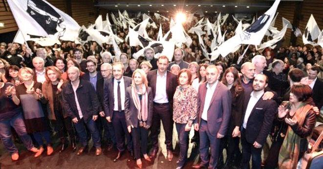 Elections territoriales: les bureaux de vote ont ouvert en Corse