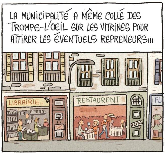 © Le Cil Vert