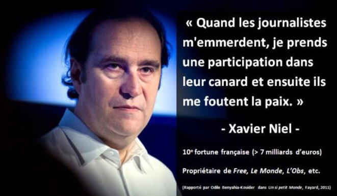 Qui est Emmanuel Macron ? - Page 23 Xavier-niel-medias-journalistes