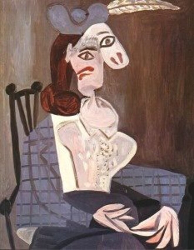 © Peintre: Pablo Picasso