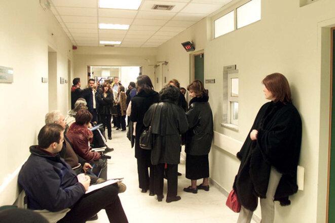 La galère des patient-e-s grec-que-s