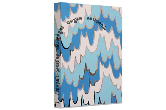 """François-Xavier Courréges, """"Vague souvenir"""", texte d'Antoine Idier, Ed. Jean Boîte, 2017, 136 p. © François-Xavier Courrèges"""