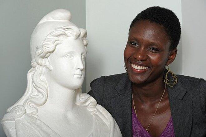 Rokhaya Diallo à la Marianne