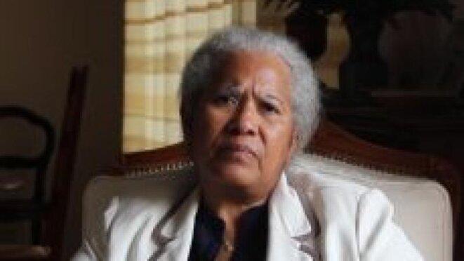 Sra Rosa Amelia Plumelle Uribe