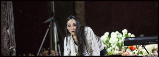 Aux bouffes du Nord, Pascal Rambert rend hommage aux Actrices © Jean Louis Fernandez