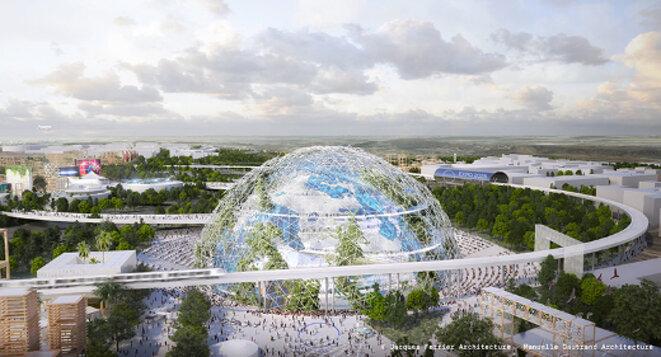 Globe Expo U 2025 © ExpoFrance