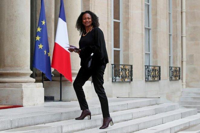 La ministre des Sports Laura Flessel dénonce un dysfonctionnement. © Reuters