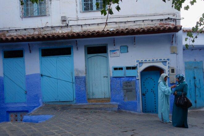 Chefchaouen, Maroc, 2016 © Rachida El Azzouzi