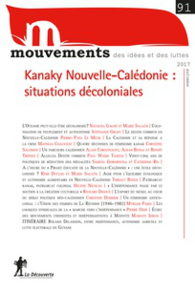 Couverture Mouvements n°91