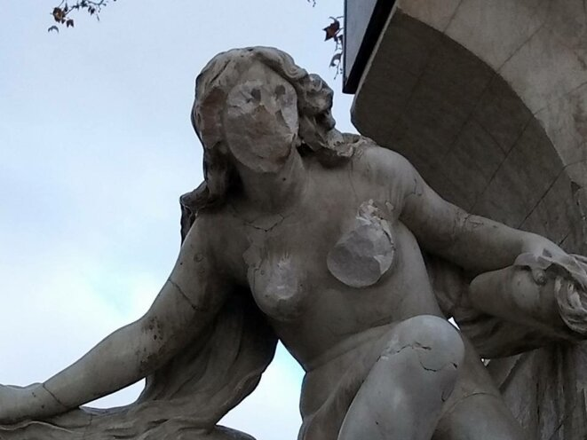 Statue de Ain El Fouara © Noufel Bouguessa