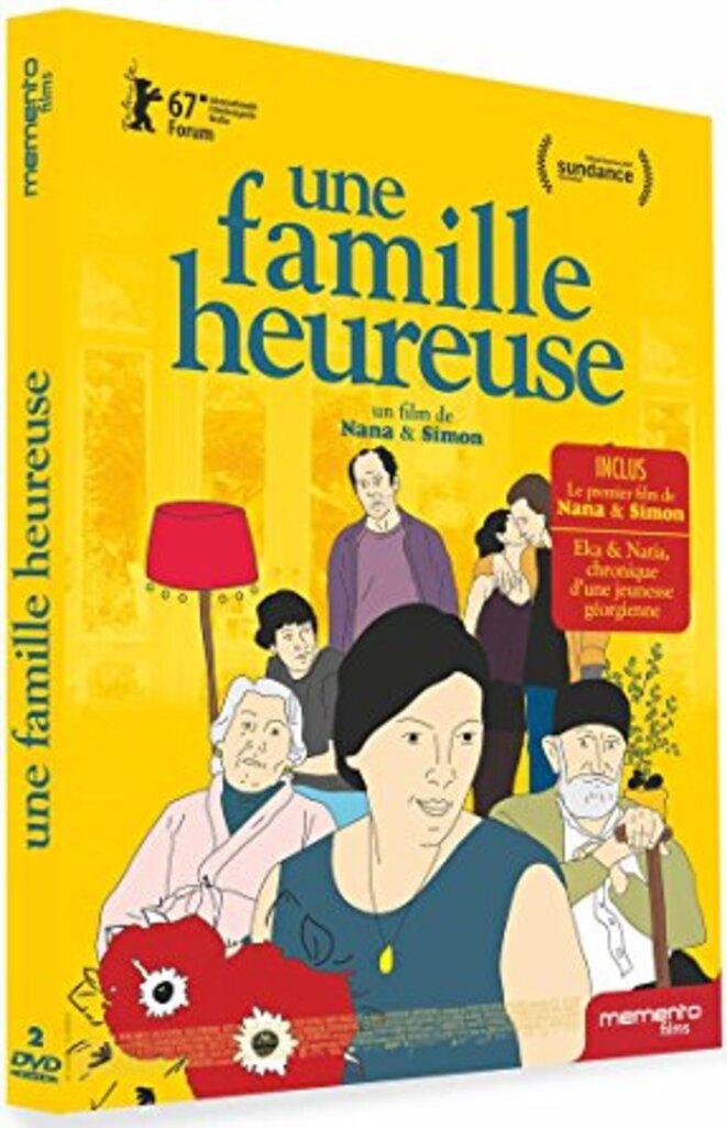 dvd-une-famille-heureuse-de-nana-simon