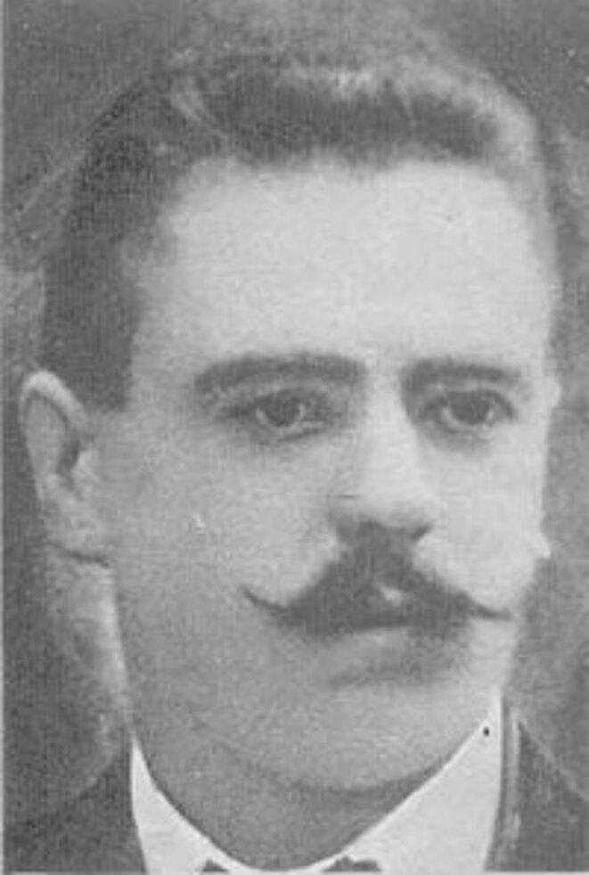 Antun Grabar, marin d'origine croate