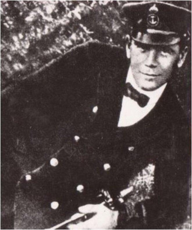 František Raš, officier tchèque.