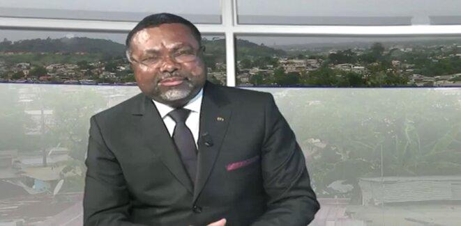 S.E.M. Flavien Enongoué, Ambassadeur Haut Représentant du Gabon en France et Représentant permanent auprès de l'Organisation internationale de la Francophonie, avec juridiction sur le Portugal, la Suisse, Monaco et Andorre