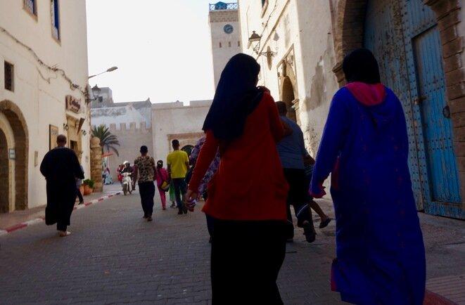 Tangiers in Morocco. © Rachida El Azzouzi