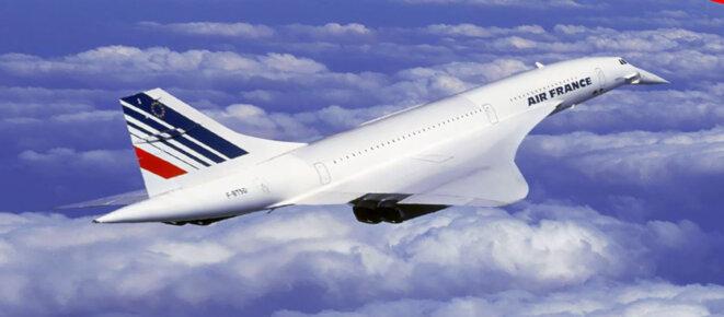 Macron 2017-12-31: je veux plus de Concorde.