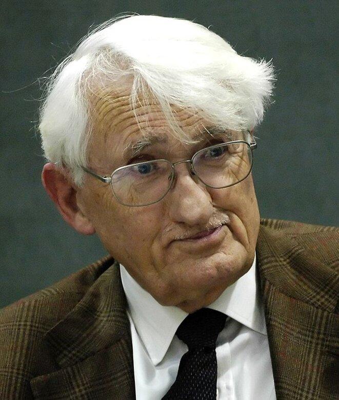 Jürgen Habermas at the Munich School of Philosophy © Wolfram Huke