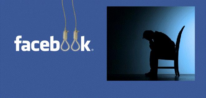 Facebook, c'est triste à se pendre.