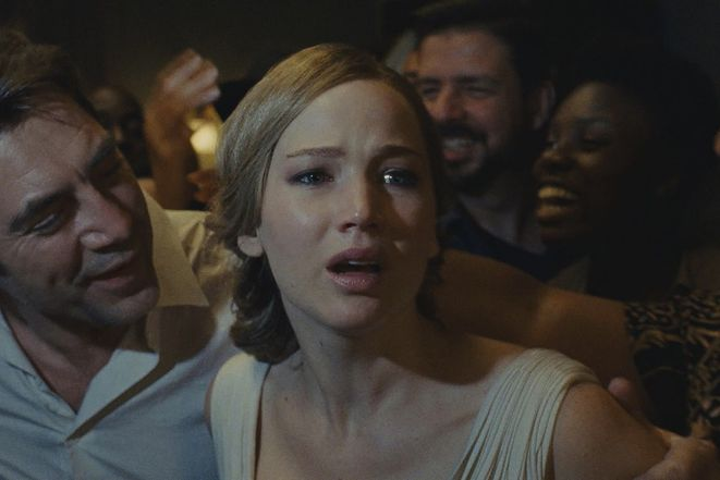 """Mother !"" de Darren Aronofsky © Paramount Pictures"