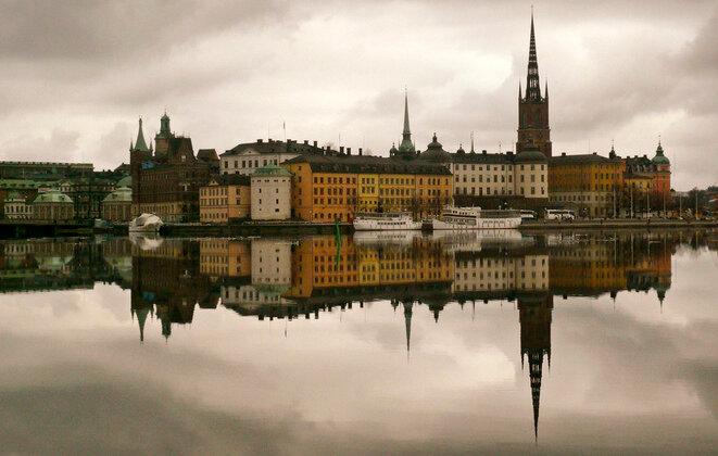 La vieja ciudad de Estocolmo. © Reuters