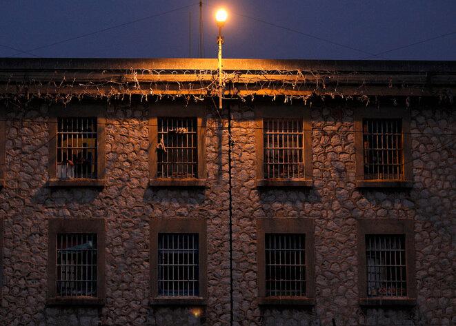La prison des Baumettes, à Marseille. © Reuters