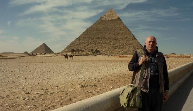 Le Caire Pyramides © Patrick Compas