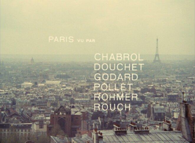 """""""Paris vu par… """" © Éditions Montparnasse"""