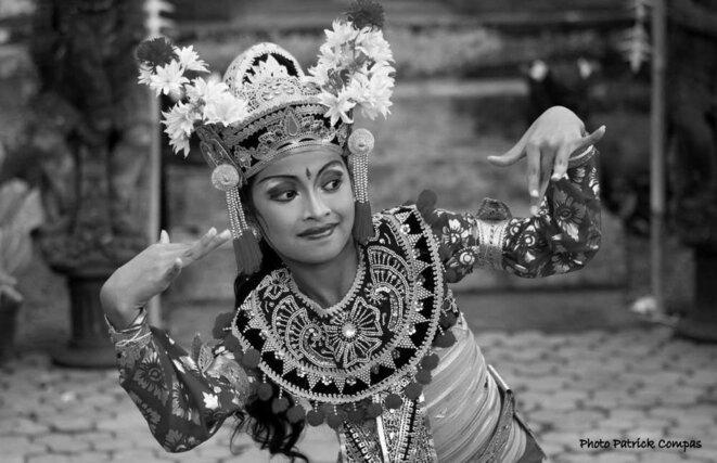 Danse Balinaise Ubud Indonésie © Patrick Compas