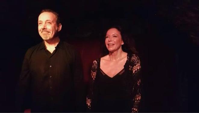 David Venitucci et Annick Cisaruk © Frantz Vaillant