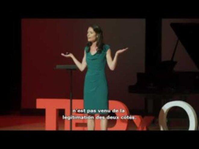 Israël/Palestine : Le danger de la neutralité, par Anna Baltzer - TEDxOcala