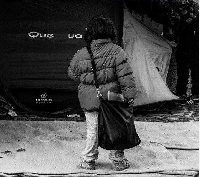 Sur le compte Facebook de Solidarité Migrants Réfugiés