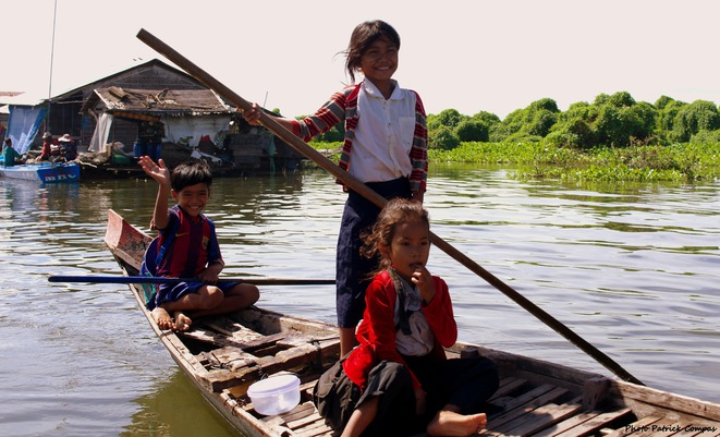Cambodge © pcompas