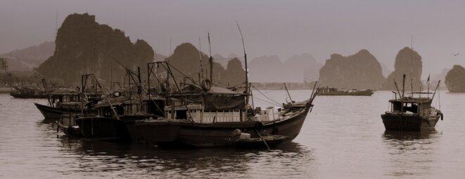 vietnam halong © pcompas