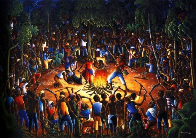 Artiste haïtien temporairement inconnu.