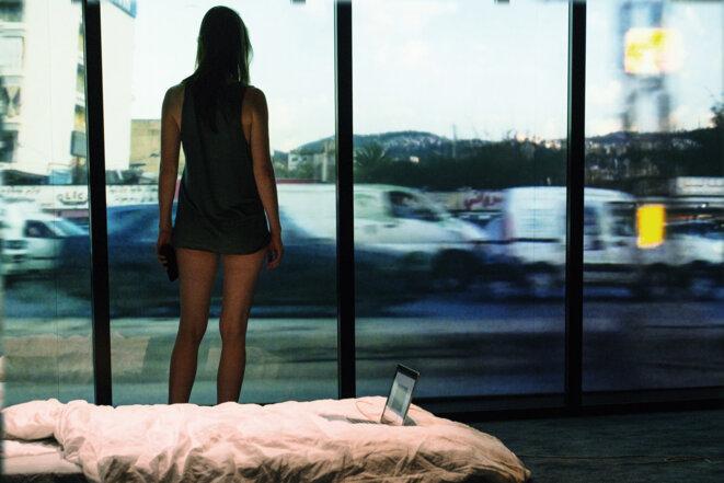 """Scène de """"Ctrl-X"""" © Samuel Rubio"""