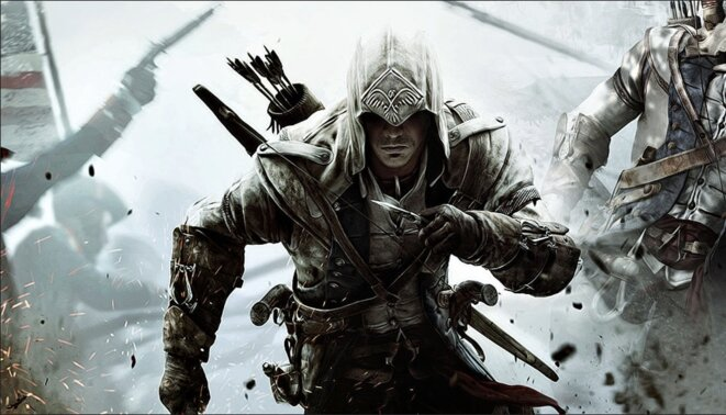 Assassin's Creed, un jeu « triple A » créé par Ubisoft en 2007.
