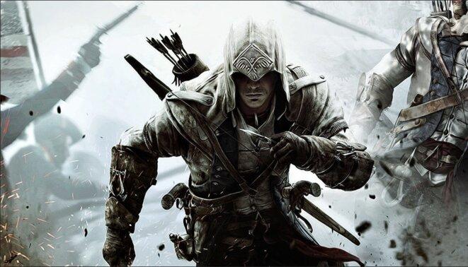 Assassin's Creed, un jeu « triple A » créé par Ubisoft en 2007.