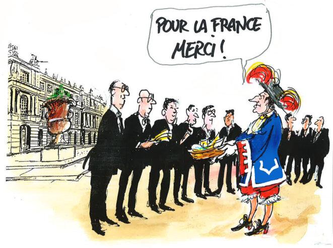 Sommet de Versailles © calvi