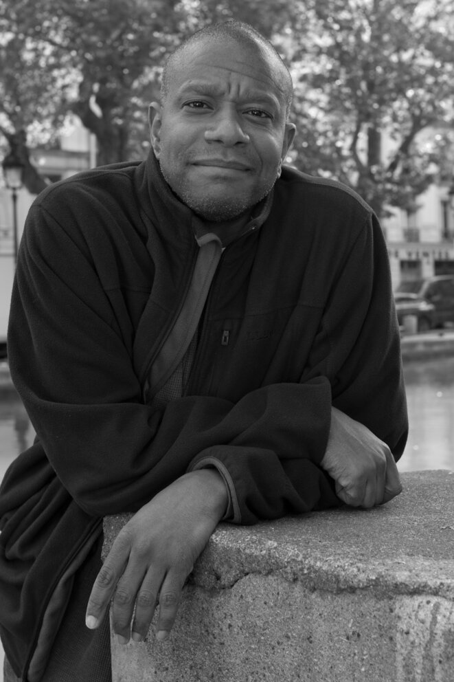 Paul Beatty © Hannah Assouline