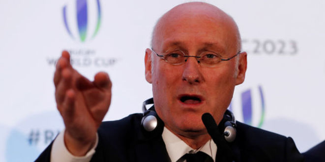 Le président de la FFR Bernard Laporte est dans la tourmente. © Reuters