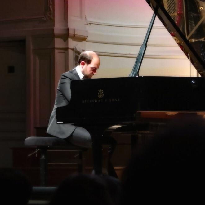 François Dumont Salle Gaveau 18 janvier 2018