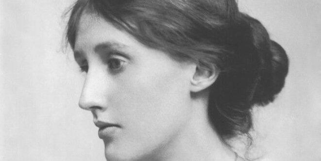 Virginia Woolf à 20 ans © George Charles Beresford