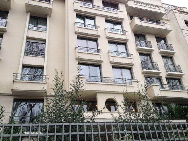 L'Ehpad Les Bords de Seine à Neuilly