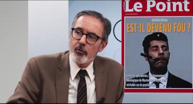 Journaliste économique © Pierre Zelner