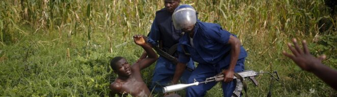 The ICC Will Investigate Potential War Crimes in Burundi After a Year of Violence © ICC