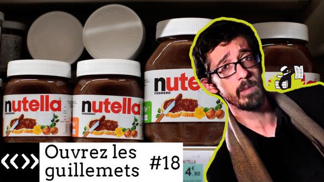 Usul. Pourquoi les pauvres préfèrent-ils le Nutella à la confiture bio?