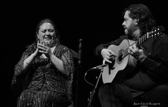 Mari Peña et Antonio Moya © Jean-Louis Duzert