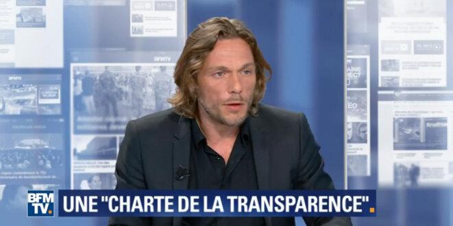 Thierry Paul Valette ( Président de l'Égalité Nationale) © BFMTV
