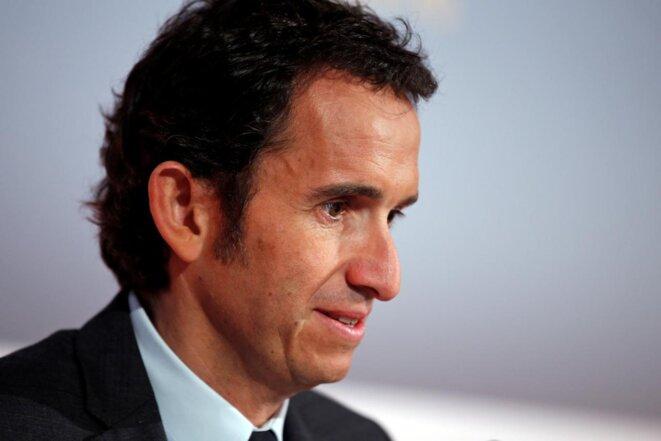 Alexandre Bompard, 45 ans, a dirigé la Fnac à partir de 2010 et a conclu le rachat de Darty en 2016. Il a quitté le groupe en juillet 2017 pour devenir le PDG de Carrefour. © Reuters