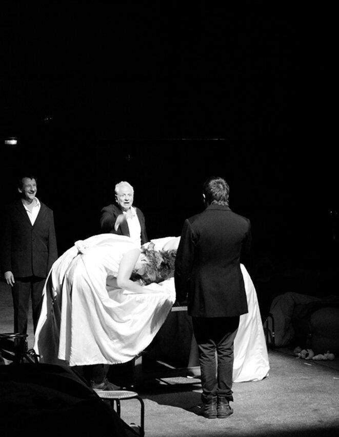 La Nuit Unique Théâtre de l'Unité © Affiche de l'événement